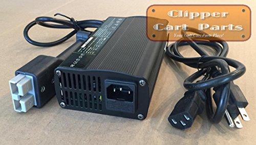 ezgo battery charger 36 volt golf cart charger - sb50 plug for pre-1995 ez