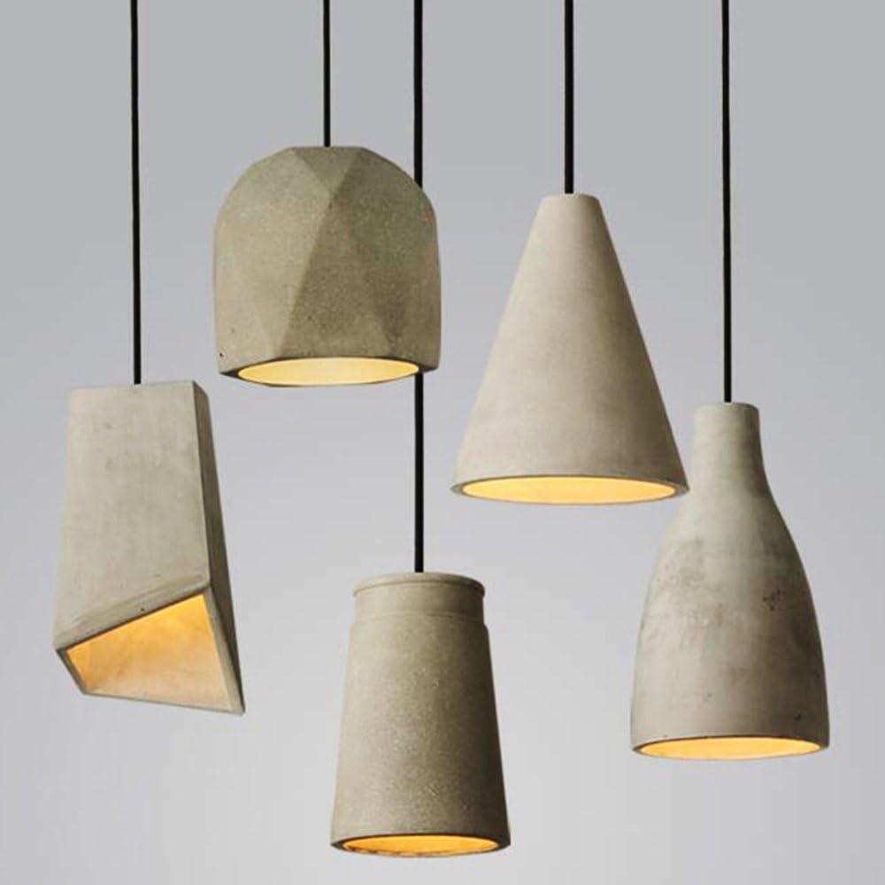 E27 colgante vintage lámpara de techo regulable Retro Colgante ...