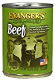 EVANGER'S Classic Beef Supplement for Dogs, 12 Pack, 13-Ounce Cans For Sale