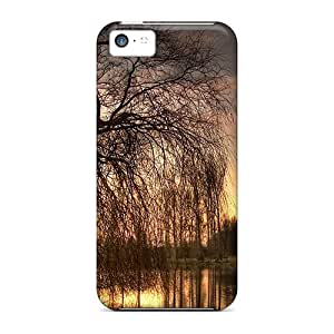 Hot Snap-on Por Do Sol Hard Covers Cases/ Protective Cases For Iphone 5c