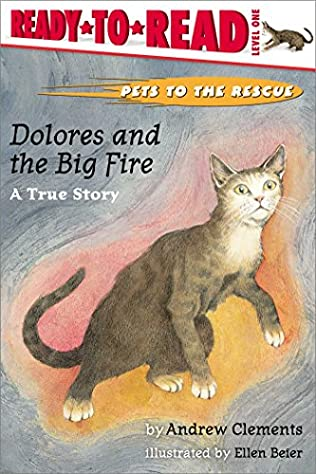 book cover of Dolores and the Big Fire