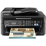 Epson WorkForce 2630 Inkjet Multifunction Printer - Plain Paper Print