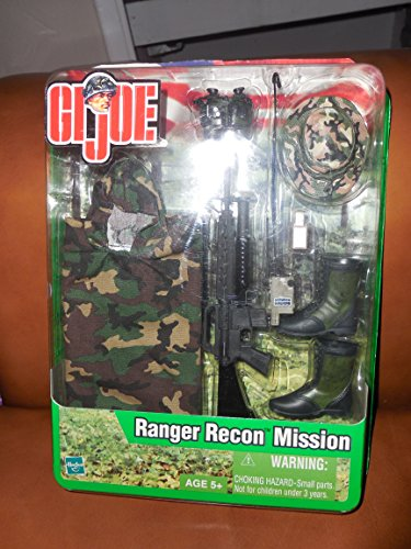 Joe Gear Mission Gi (GI Joe Ranger Recon Mission)
