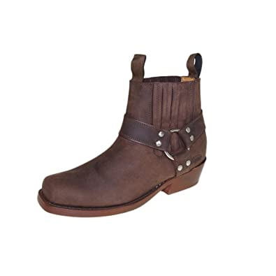 Shoes - Boots 6000 - brown, Schuhgröße:EUR 36 Buffalo