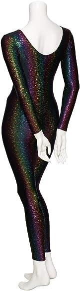 Katz Turquoise Blue Catsuit Age 9-10 Size 2 Dance Gymnastics Show Lycra Stretch