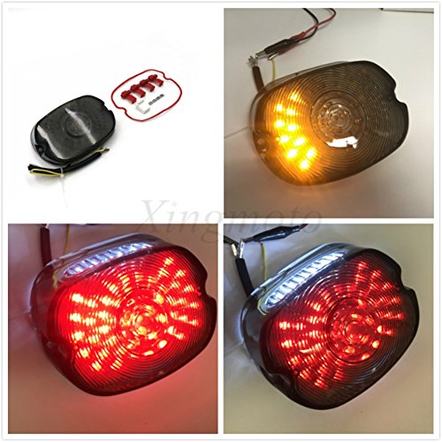 Night Rod Led Tail Light in US - 4