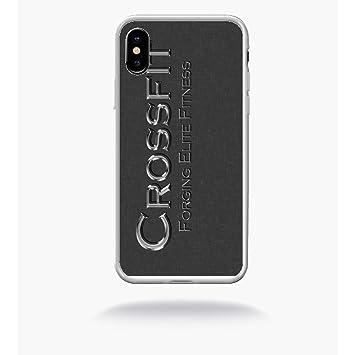 coque iphone x crossfit