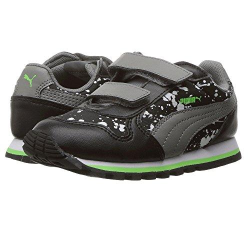 Puma - Zapatillas de Material Sintético para niño 01 NERO