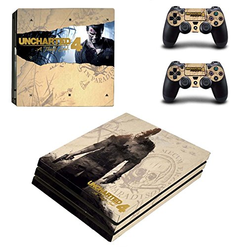 mightystickers-uncharted-4-a-thiefs-end-nathan-drake-ps4-pro-console-wrap-cover-skins-vinyl-sticker-