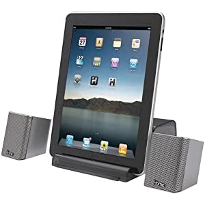 iHome iDM15 Rechargeable Portable Bluetooth Speakers with Speakerphone