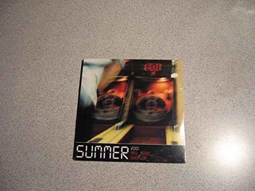 EMI SUMMER 2001 New Music Sampler: 18-track Promo CD including Dave Navarro/ Gorrilaz/Skapegoat Wax/ Manic Street Preachers/Black Rebel Motorcycle Club/ Placebo and MORE! [Audio CD]
