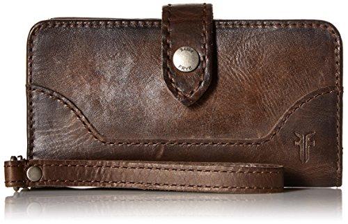 FRYE Melissa Phone Wallet, Slate by FRYE