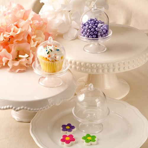 40 Medium Size Cake Stand for Treats and Cup Cakes (Cheap Cupcake Stand)