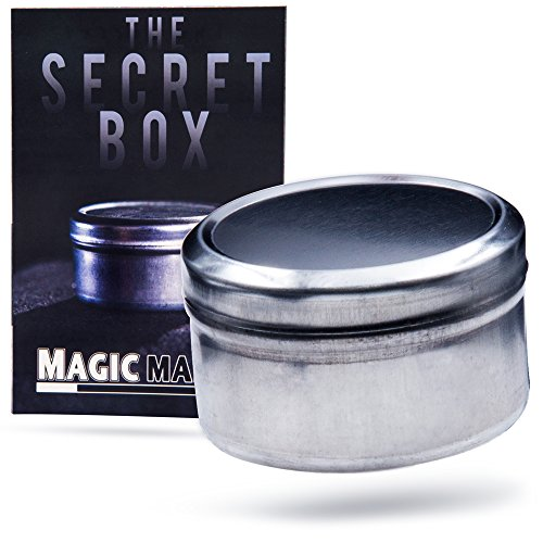 The Secret Box - Amazing Magic Trick -