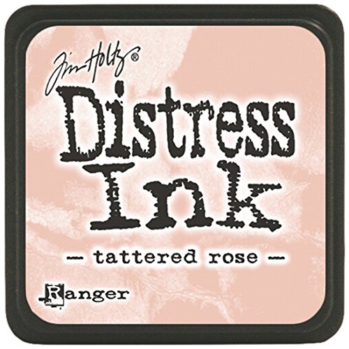 Ranger Tim Holtz Distress Ink Pads, Mini, Tattered Rose DMINI-40224