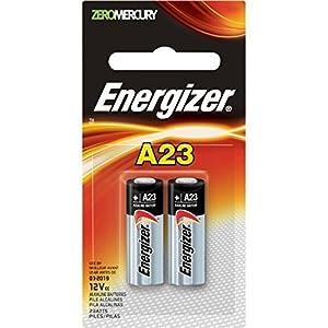 Energizer A23 Battery, 12 Volt
