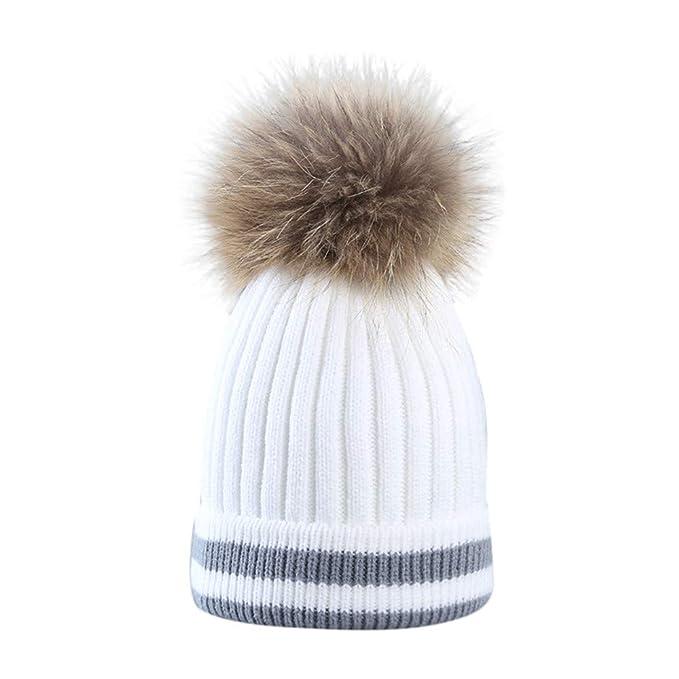 Elecenty Cappello da berretto da baseball per donna Casual Caldo Cappello  Beanie invernale da donna  Amazon.it  Abbigliamento 320c739fc6a2
