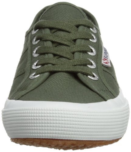102 Superga Mixte 2750 Vert Adulte Classic Baskets Sherwood green Cotu 7nnpwqAS1