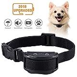 Xvolt Bark Collar Dog Bark Collar Rechargeable with Beep Vibration and No Harm Shock,Rainproof,5 Levels of Sensitivity, Anti Barking Collar for Mini Small Medium Large Dogs