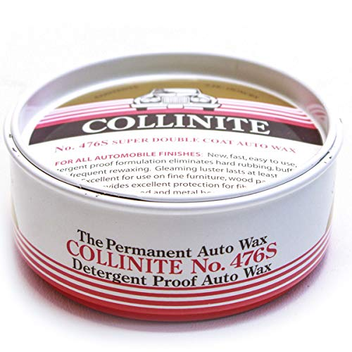 Collinite 476s Super Double Coat Auto Wax, 9. Fluid_Ounces