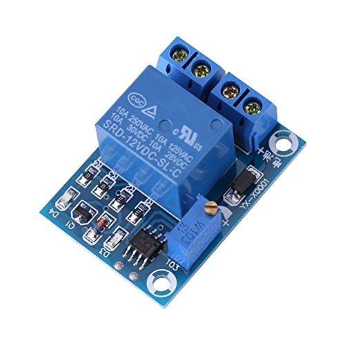 Undervoltage Protection Board 12V Storage Battery Management Cut Off Load Switch Controller Module