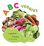 ABC Veggies: Learn the Alphabet with Various Vegetables! (ABC Food to Learn)