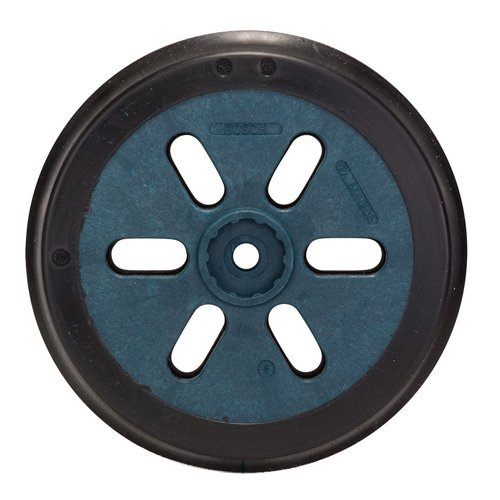 Bosch Professional 2608601053 Grinding Plate for GEX150AC Black//Blue 150 mm