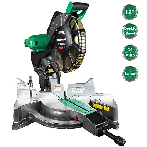 Metabo HPT 12-Inch Compound Miter Saw