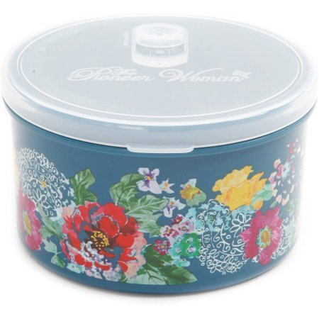 The Pioneer Woman Country Garden 42 oz Round Container