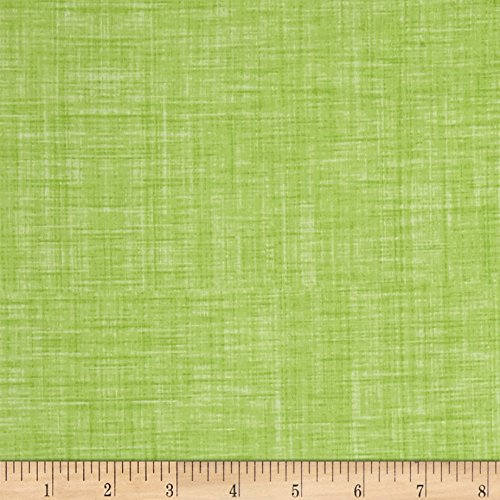 P & B Textiles Color Weave 108in Wide Backs Greenish Fabric by The Yard -  00203-CWEW-GL