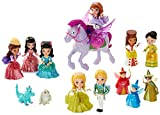 (US) Disney Sofia The First Royal Prep Figure Collection (Discontinued by manufacturer)