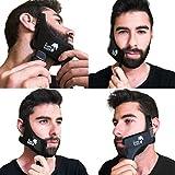 The Beard Black Beard Shaping & Styling Tool with