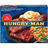 Hungry Man Home-Style Meatloaf Dinner 16 oz Pack of 8