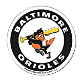 Baltimore Orioles Official MLB 2.5 inch Acrylic Car Magnet by Wincraft