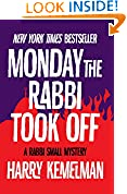 #9: Monday the Rabbi Took Off (The Rabbi Small Mysteries)