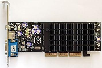 AGP-tarjeta gráfica AOpen EOLO MX4000-V64 TV/SV ID9292 ...
