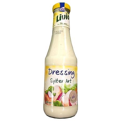 Livio, Livio Sylter Dressing 500ml: Amazon.de: Lebensmittel & Getränke