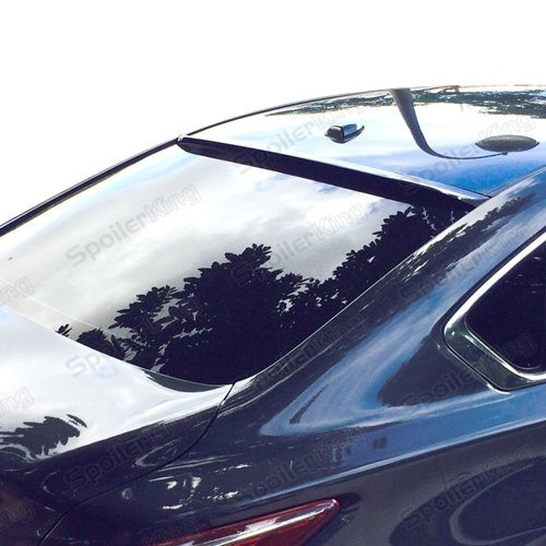 Nissan Altima 4dr Rear Window Roof Spoiler 2013-present (700814235994) - Nissan Altima Rear Spoiler