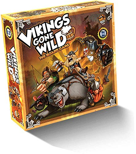 Vikings Gone Wild The Board Game - English: Amazon.es: Juguetes y ...