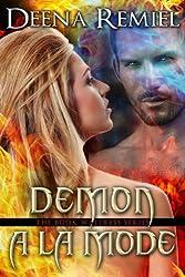 Demon A La Mode (Book 3, Book Waitress Series) (The Book Waitress)