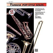 Yamaha Pop-Style Solos: Tuba, Book and CD