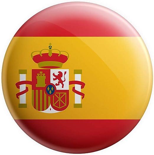 AK Giftshop - Imán con bandera de España para regalo de cumpleaños ...
