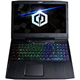 CYBERPOWERPC Tracer III T15400 15.6 Gaming Notebook (Intel i7-8750H 2.2GHz, 8GB DDR4, NVIDIA GeForce GTX 1050 Ti 4GB, 240GB M.2 SSD, 802.11 AC WiFi+BT 5.0, RGB Mechanical Keyboard & Win10 Home) Black
