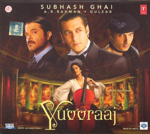 - Yuvvraaj - CD (2008) - (A R Rahman - Oscar winner for Slumdog Millionaire / Bollywood Soundtrack / Indian Music)