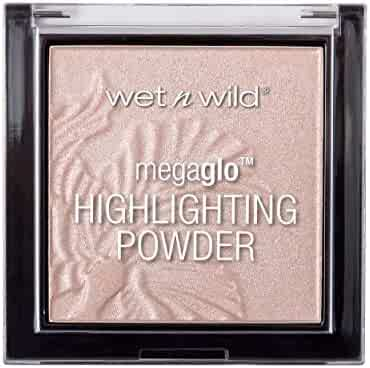 wet n wild Megaglo Highlighting Powder, Blossom Glow, 0.19 Fluid Ounce