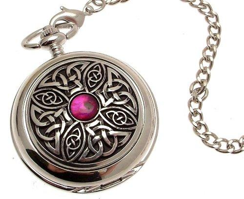 Mens Celtic Design Watch - 9
