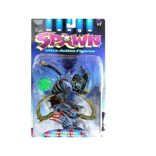 Spawn Series 9 Manga Violator Action -