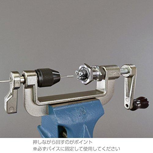 HOZAN Spoke Thread Cutter Silver for sale online C-702-14