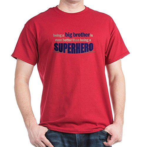 CafePress Brother Superhero T Shirt Comfortable