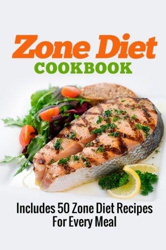 zone recipe books - 2